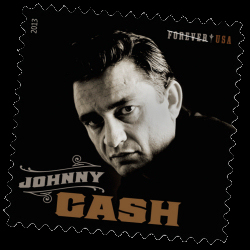 The Johnny Cash Stamp