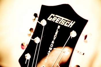 My Gretsch Electromatic