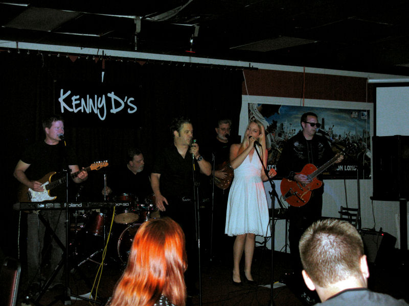 The Folsom Prison Gang at Kenny D's