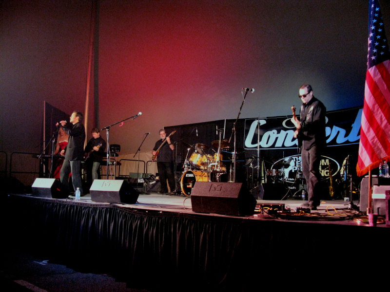 Johnny Cash Tribute at CigarFest 2013