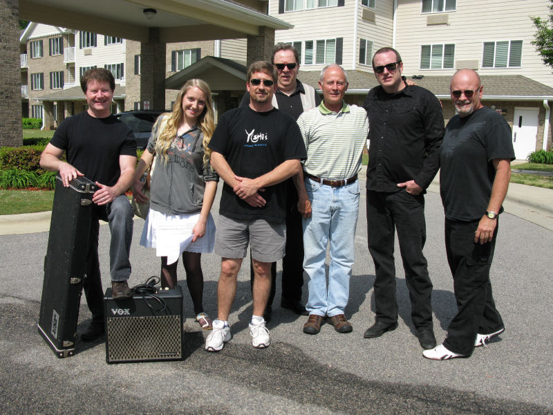 The Band with Johnny Cash