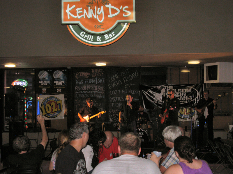 Johnny Cash tribute in Palm Bay Florida