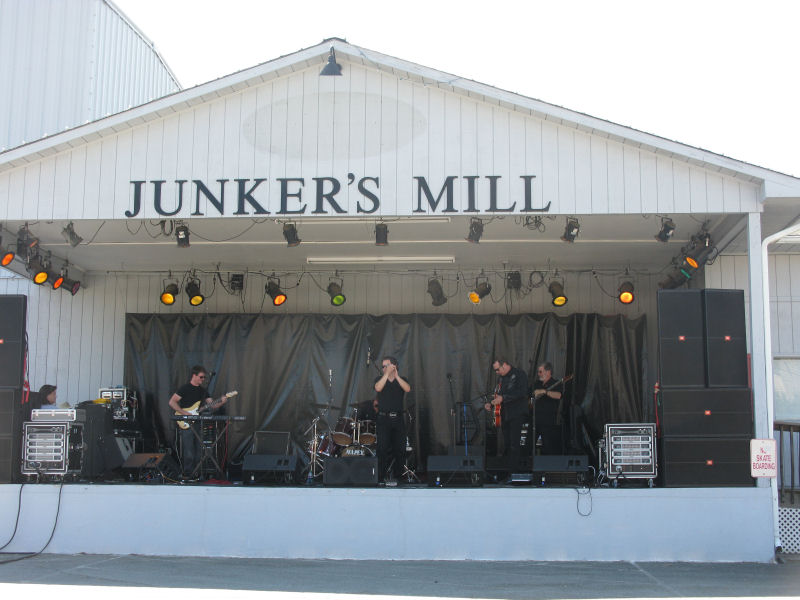 At Junker's Mill
