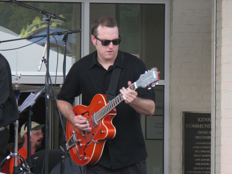 Ryan and His Gretsch