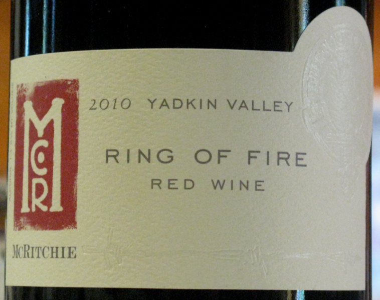 Ring of Fire Wine